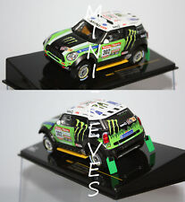 Ixo Mini All 4 Racing winner Paris Dakar 2012 S. Peterhansel 1/43 RAM572