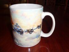 Norfolk China Ceramic Mug B-17 AIRCRAFT
