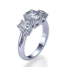 Filling VS2 Fine Diamond Rings