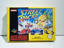 Street Racer Super Nintendo SNES Pal Euro Fr