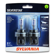 Sylvania SilverStar High Beam Low Beam Headlight Bulb for Nissan 200SX nb