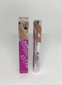 GLAMGLOW Plumprageous Matte Tint Lip Plumper Treatment Unsolicited 0.12 oz New
