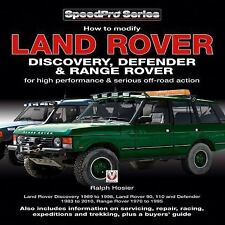 Land Rover Discovery, Defender & Range Rover: How to Modify for High Performance