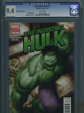 Incredible Hulk #1 2011 Whilce Portacio Variant Marc Silvestri Graded CGC 9.4