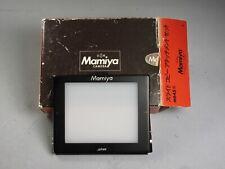 Mamiya Slide Copy Attachment Set For M645