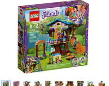 New LEGO Friends Mia's Tree House 41335 Free Shipping