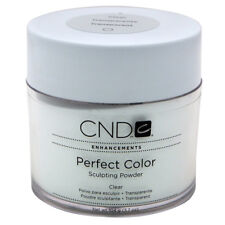Perfect Color Sculpting Powder - Clear by Cnd for Women - 3.7 oz Nail Care