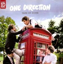 ONE DIRECTION take me home (CD, album, 2012) ballad, pop rock, x factor