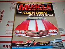 HEMMINGS MUSCLE MACHINES DECEMBER 2010