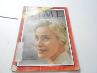 DEC 30 1957 TIME news magazine ACTRESS MARIA SCHELL