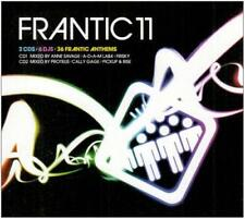 FRANTIC 11 Mixed By ANNE SAVAGE, A.D.A.M, FRISKY, PROTEUS, CALLY CAGE NEW 2CDs