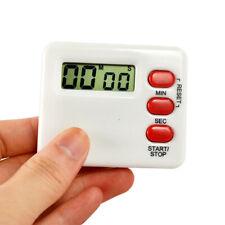Mini Digital LCD Timer For Sports Study Kitchen Countdown Rest 99 Min Clock