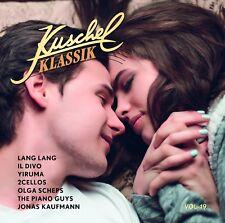 KUSCHELKLASSIK VOL.19 (LANG LANG,THE PIANO GUYS,.../MOZART,BACH,...) 2 CD NEW+