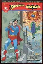 SUPERMAN BATMAN N°7. PANINI. 2009.