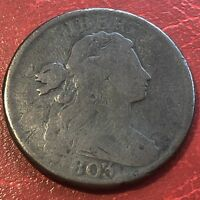 1803 Draped Bust Large Cent Mid Grade  Rare #13622