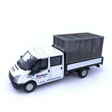LASER CUT REAR CAGE FOR OXFORD DIECAST TRANSIT PICKUP OO SCALE 1:76 - LX195-OO