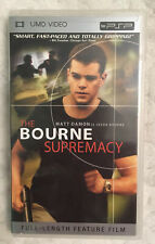 PSP UMD Movie Video Playstation Portable The Bourne Supremacy