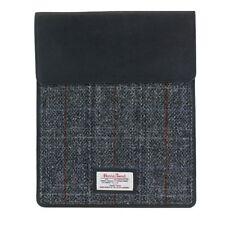 Harris Tweed Ipad Tablet Case (Cuadros Gris) Nuevo 25153