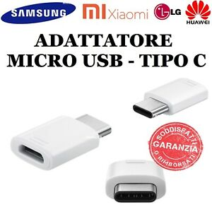 Adapter For Micro USB To Type C Connector For Huawei Samsung Xiaomi LG