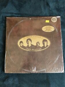Beatles Love Songs LP Original Shrink Wrap Factory Sealed SKBL-11711 Vinyl