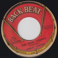 "SHIRLEY LAWSON One More Chance Re. 45 7"" Exquisite 1966 Northern Soul R&B HEAR"