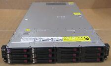 HP X1600 HSTNS-2130 2x Xeon Quad Core E5520 2.26GHz 8GB 2.7TB 2U Server COA