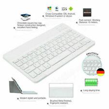 DE QWERTZ Tastatur For iPad 2018 2017 5th/6th /Ipad 2 3 4/Air Tastatur Bluetooth