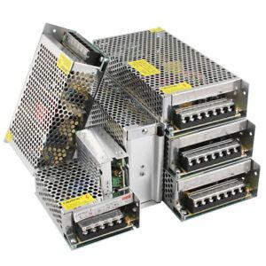 AC DC 110V 220V TO 5V 12V 24V 48V Switching Power Supply 12V Led Strip Source