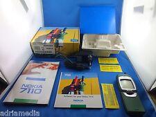100% originale Nokia 7110 telefono automobile verde scuro New Nuovo Ovp culto CELLULARE RARO