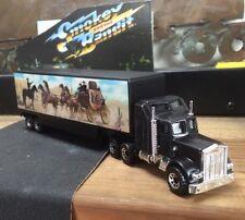 Smokey And The Bandit Custom Truck Trailer Similar Retro Kenworth W900 Semi 🇺🇸
