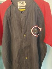 VINTAGE MIRAGE  Chicago Cubs THROWBACK Cooperstown Collection Jersey Size XL