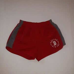 PINK VICTORIA SECRET with 5th & OCEAN Bostin Red Sox Running Shorts Size Small