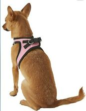 Voyager Step-in Dog Pet Harness - All Weather Mesh pink XS