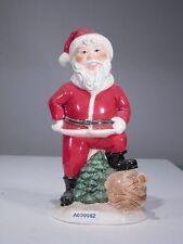 +# A009062_01 Goebel Archiv Muster Weihnachtsmann Nikolaus mit Sack 15-007