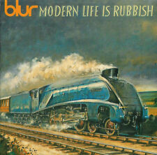 Blur ‎– Modern Life Is Rubbish CD 1993