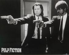 (LAMINATED) PULP FICTION GUN POSTER (40x50cm) MOVIE NEW LICENSED ART