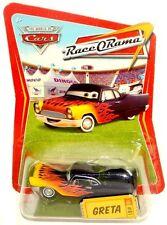 Disney Pixar World of Cars Race-O-Rama #81 Greta Die-Cast Vehicle!