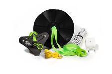 Zip Line Trolley Kit w/Speed Control,Stop System,Disc Seat- Alien Flier X2-R