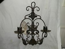 Southern Living At Home, #40501, Sherwood, Candle, Wall Sconce
