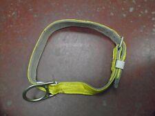 Miller Dalloz Duraflex Fall Protection Safety Belt 123n Small 29 36