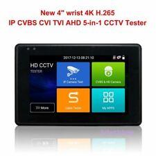 "IPC-1800ADH Plus 4"" CCTV Tester Monitor 4K 8MP IP TVI CVI AHD CVBS Camera 5-in-1"