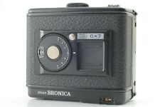 【Near Mint-】Zenza Bronica Film Back Holder GS 120 6×7 for GS-1 From Japan#309-5