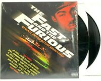 The Fast And The Furious Soundtrack [Explicit] in-shrink LP Vinyl Record Album