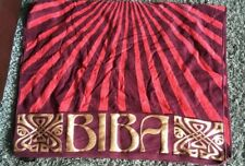 Original Biba Beach Towel Gold embroidered