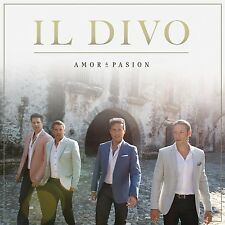 IL DIVO AMOR & PASION  CD (November 27th 2015)