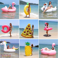 New Inflatable Giant Swim Pool Floats Raft Swimming Fun Water Sports Beach Toy