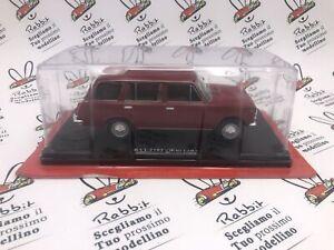 "DIE CAST "" VAZ 2102 LADA 1971 "" EAST LEGENDARY CARS SCALA 1/24 HACHETTE"