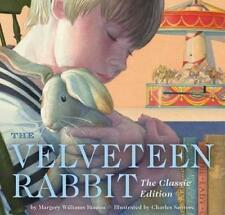 NEW The Velveteen Rabbit By Margery Williams Board Book Free Shipping