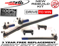 HEAVY DUTY Tie Rod Drag Link Kit fits FORD F250HD 4x4 1995 1996 1997