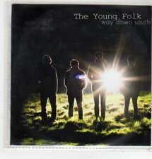 (FL303) The Young Folk, Way Down South - 2014 DJ CD